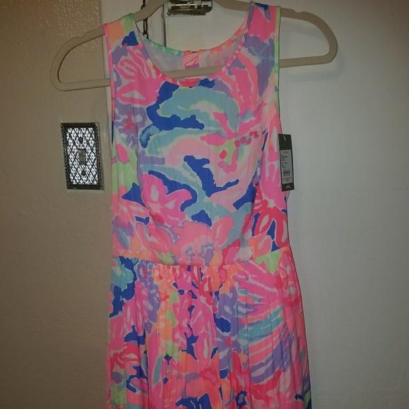 ffb0625b2645f5 Lilly Pulitzer Dresses | Kassia Dress Going Coastal Size 4 | Poshmark
